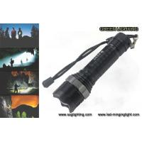 Wholesale GL-F002 XML-T6 Rechargeable Led Torch , 10W 1200 Lumen Cree Led Flashlight from china suppliers