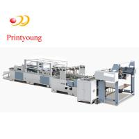 Wholesale Semi Auto Single Sheet-Feeding Bag Tube Forming Machine For High Grade or Luxury Handbag from china suppliers