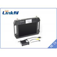 Wholesale QPSK Digital Portable Video Receiver , Wireless Hd Receiver 900MHz-2.7GHz Can Be Customized from china suppliers