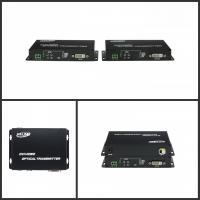 Wholesale DC 5V DVI To Fiber Converter Long Distance Over Fiber Optic Cable DVI Video Converter from china suppliers