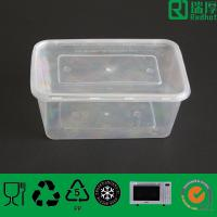 Wholesale plastic food container 1000ml from china suppliers