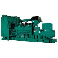 Wholesale Quiet QSK60 Series Cummins Standby Generator 1500rpm Water Cooling Cycle from china suppliers