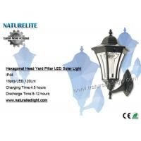 Wholesale 0.5m  Solar Led Lights Landscape 18pcs  3.7V 3000Mah Battery from china suppliers