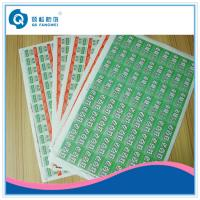 Wholesale Anti-Counterfeiting A4 Self Adhesive Labels from china suppliers