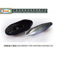 Wholesale 115G Hunting lead weight die casting hunting Lead Fishing Sinkers from china suppliers