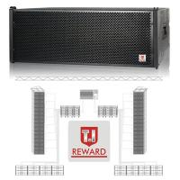 Wholesale DUAL 15'' BIGGGEST POWER LINE ARRAY from china suppliers