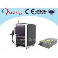 Wholesale 355nm 3W UV CNC Laser Etching Machine For Engraving / Marking from china suppliers