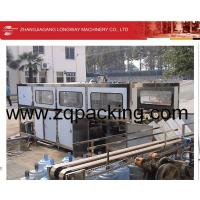 Wholesale 5 Gallon Bottle Barreling Machine Washing Filling Capping 3 In 1 For water from china suppliers