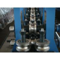 Wholesale SS Pipe Making Machine , Galvanzied Steel Roll Forming Equipment from china suppliers