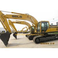 Wholesale 1.6 M3 Bucket 30 Ton Large LINGONG Construction Excavator , Commins Engine from china suppliers
