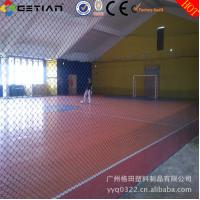 Wholesale Unique Comfortable Indoor Soccer Flooring , Interlocking Sports Flooring from china suppliers