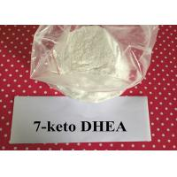 Wholesale Legal Prohormones Bodybuilding Raw Steroid Powders 7-keto DHEA  566-19-8 from china suppliers