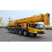 Wholesale Mobile Truck Crane , Large Truck Mounted Crane With Big Torque Starting Point from china suppliers