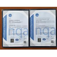 Dongguan Kongder Industrial Materials Co.,Ltd Certifications