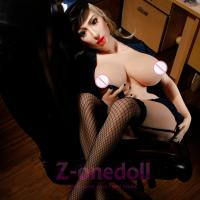 Buy cheap Life size huge tits silicone sex doll 158cm realistic silicon sex dolls love dolls for men from wholesalers