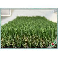 Quality UV Resistence Decoration Artificial Grass Carpet Environment friendly for sale