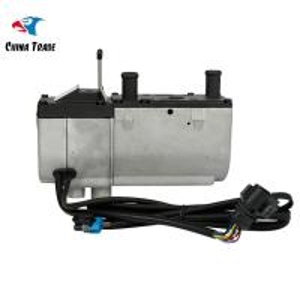 Buy cheap Diesel Space Liquid Fuel Heater , Water Pump Parking Heater 24 V 5000 W from wholesalers