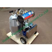 Wholesale Vaccum Pump Portable Cow Milker Double bucket for Household from china suppliers