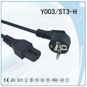 Quality Korea home appliance high quality power cord KS8305 for sale