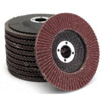 China Type 27 Flap Disc Flap Wheel 4 Inch 100mm for Angle Grinder, Aluminum Oxide Abrasive(Abrasive Tools) China factory on sale