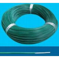 Wholesale Silver-coated copper conductor PTFE insulated wire and cable for aircraft and space from china suppliers