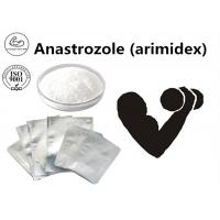 Quality Anastrozoles Pharmaceutical Raw Materials Powder Arimidex 120511-73-1 Antineoplastic for sale