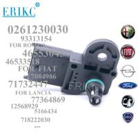 Wholesale ERIKC 0261230030 MAP Pressure Sensor Intake AIR Manifold 46553045 71732447 12568929 For OPEL FIAT LANCIA FACET SCANIA from china suppliers