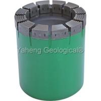 Wholesale 1 - 12 Hardness HQ Diamond Drill Bit / Nq Core Diameter With Reaming Shell  from china suppliers
