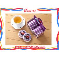 Wholesale Plum Dextrose Sugar Free Lifesaver Mints With Customized Shape , Sour Hard Candy from china suppliers