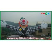 Wholesale Customized Commericial Vivid Inflatable Clown Mascots With Logo Printing from china suppliers