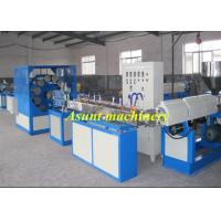 Wholesale High Efficiency Single Screw Pvc Pipe Extrusion Machine 8-25MM from china suppliers