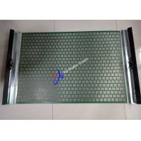 Wholesale FLC 500 Flat Oil Vibrating Sieving Mesh Shaker Screen For Drilling Waste Management from china suppliers