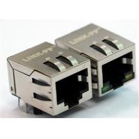 Wholesale A60-113-300P432 Ethernet RJ45 Magnetics 1G Socket Shielded Single Port from china suppliers
