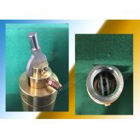 Quality Custom Brass Steel Fm200 Cylinder Valves With Manual Actuator for sale