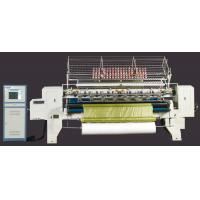 Wholesale Multi-Needle Industrial Quilting Machine With Adjustable Brake , Fabric Tray Feeding Device from china suppliers