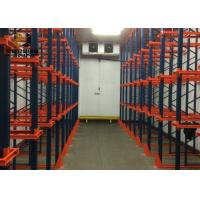Wholesale Heavy Duty Drive In Pallet Racking / Metal Warehouse Shelving from china suppliers