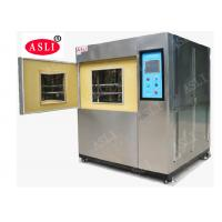 Wholesale Touch Screen Climatic Thermal Shock Chamber / Mechanical Shock Test Equipment from china suppliers