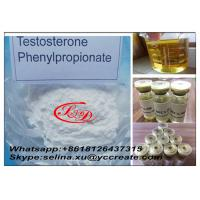 Quality Powerful Fat Burning Steroid Testosterone Phenylpropionate 1255-49-8 with Fast Delivery for sale