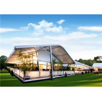 Wholesale 1000 Seater Big Outdoor Event Tents Modular Flexible Design 25m X 60m / 20m X 60m / 30m X 40m from china suppliers