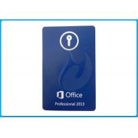 Wholesale 100% online activation Microsoft Office 2013 Professional Software 32/64 Bit for 1 PC from china suppliers