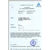 Plato               Industrial                      Limited Certifications
