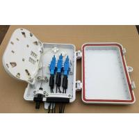 Quality Indoor UV Resistant Fiber Optic Cable Termination , Network Optical Terminal Box For Fiber To The Home for sale