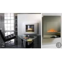 Wholesale Electric Wall Mounted Fireplace from china suppliers