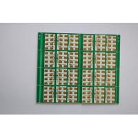 Wholesale Laminate Rogers PCB 4350B 2 Layer PCB Substrate High Frequency Printed PCB Board from china suppliers