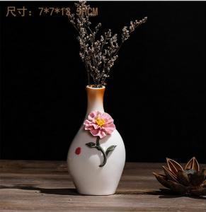 Quality beautiful flower vase,procelain vase,housewear&funishings for sale