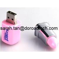 Wholesale Plastic Lipstick USB Flash Drive, Special Gift USB Memory Sticks for Girls from china suppliers