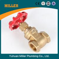 China high pressure dn80 brass gate valve ML-1001 on sale