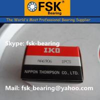 Wholesale Double Row Needle Bearings for Textile Machine Japan IKO Bearings NA6906 from china suppliers