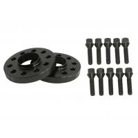 20mm BMW E39 5x120 Wheel Spacers - Hubcentric 74.1 74 | with 12x1.5 Black Bolts