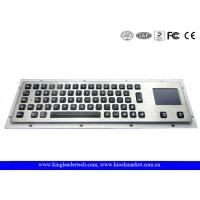 Wholesale Anti water Rugged dust proof keyboard , Blue Red or White Backlight from china suppliers